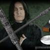 Harry Potter: Severus Snape Character Wand