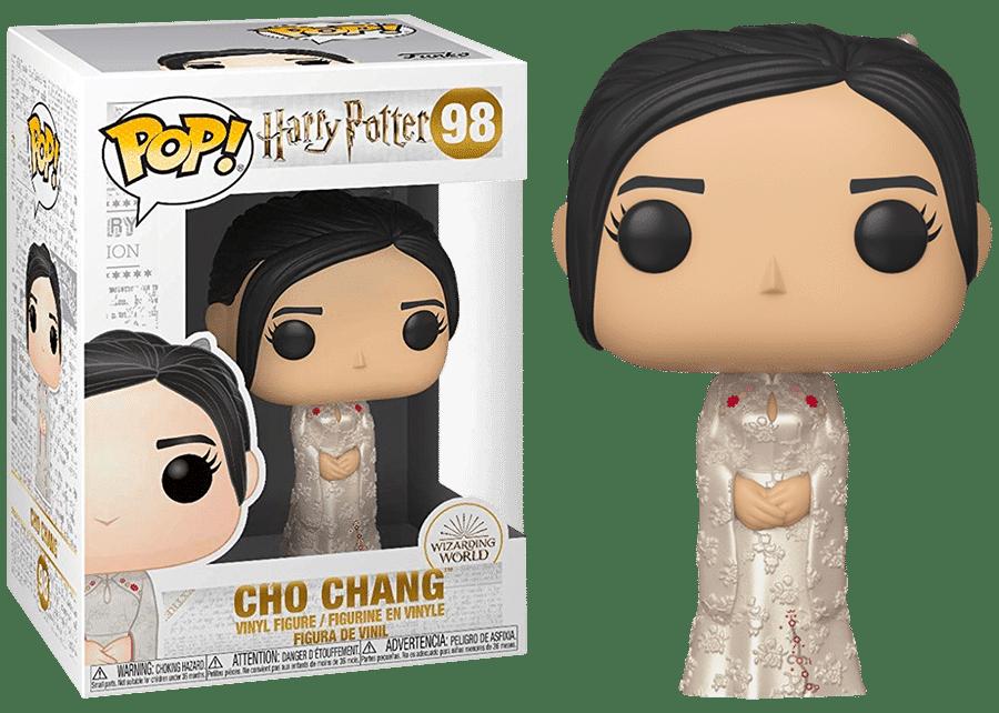 Funko Pop! Harry Potter: Cho Chang #98