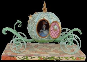 """Disney Traditions: Cinderella """"Enchanted Carriage"""""""