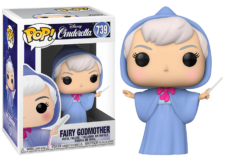 Funko Pop! Cinderella: Fairy Godmother #739