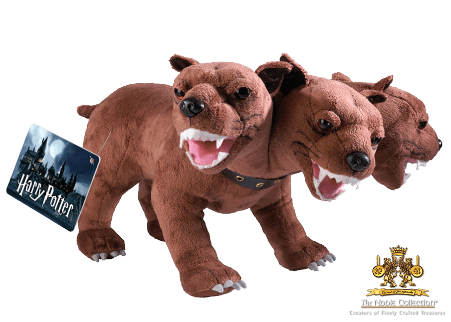 Harry Potter: Fluffy Collector's Plush