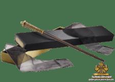 Harry Potter: Corvus Lestrange's Wand (ollivander)
