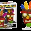 Funko Pop! Crash Bandicoot: Aku Aku #420