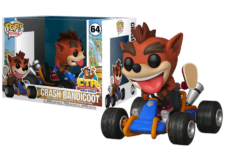 Funko Pop! Crash Bandicoot: Go Kart #64