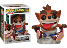 Funko Pop! Crash Bandicoot: Crash Bandicoot #532
