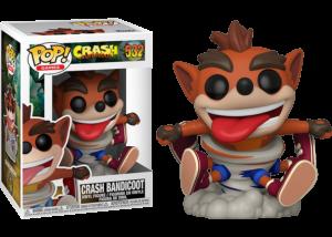 Funko Pop! Crash Bandicoot: Crash Bandicoot #532