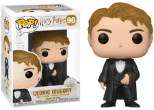 Funko Pop! Harry Potter: Cedric Diggory #90