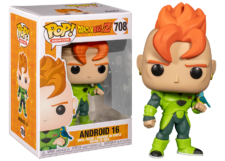 Funko Pop! Dragon Ball Z: Android 16 #708