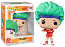 Funko Pop! Dragon Ball Z: Bulma #707