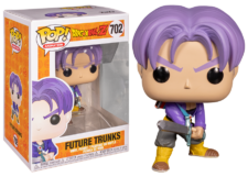 Funko Pop! Dragon Ball Z: Future Trunks #702