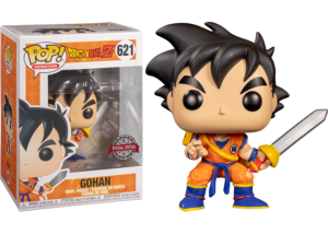 Funko Pop! Dragon Ball Z: Gohan with Sword #621