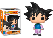 Funko Pop! Dragon Ball Z: Goten #618