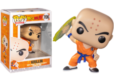 Funko Pop! Dragon Ball Z: Krillin #706
