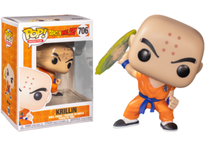Funko Pop! Dragon Ball Z: Krillin #706