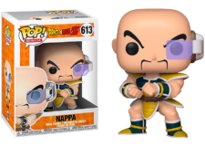 Funko Pop! Dragon Ball Z: Nappa #613