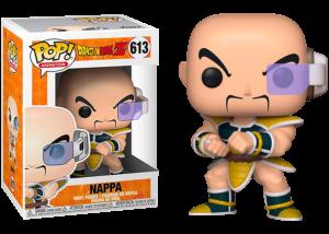Funko Pop! Dragon Ball Z: Nappa #613