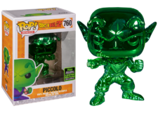 Funko Pop! Dragon Ball Z: Piccolo (metallic) #760