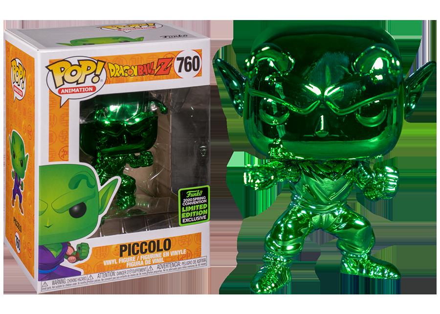 Funko Pop! Dragon Ball Z: Piccolo (metallic) #760