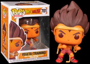 Funko Pop! Dragon Ball Z: Vegeta (training) #701