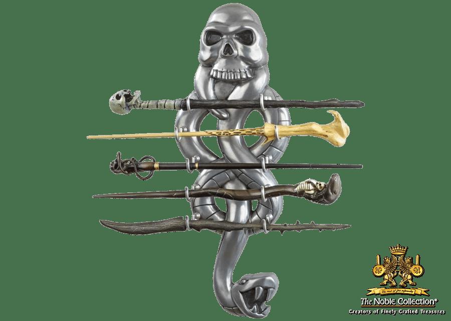 Harry Potter: The Dark Wizard Wand Set