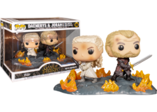 Funko Pop! Game of Thrones: Daenerys and Jorah #86