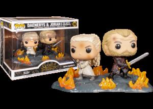 Funko Pop! Game of Thrones: Daenerys and Jorah #86