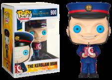 Funko Pop! Doctor Who: The Kerblam Man #900
