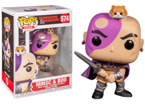 Funko Pop! Dungeons and Dragons: Minsc and Boo #574