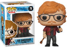 Funko Pop! Rocks: Ed Sheeran #76