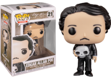 Funko Pop! Icons: Edgar Allen Poe #21