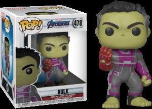 Funko Pop! Avengers Endgame: 6 inch Hulk #478