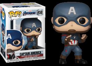 Funko Pop! Avengers Endgame: Captain America #450
