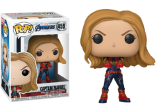 Funko Pop Avengers Endgame Captain Marvel