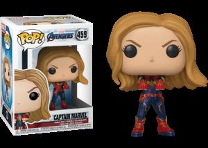 Funko Pop Avengers Endgame Captain Marvel