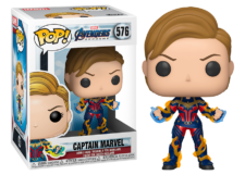 Funko Pop! Avengers Endgame: Captain Marvel #576