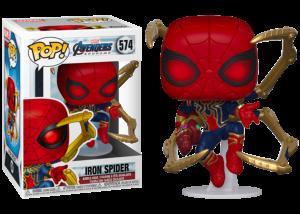 Funko Pop! Avengers Endgame: Iron Spider #574