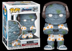 Funko Pop! Avengers Endgame: Gamer Korg #577
