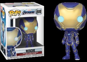 Funko Pop! Avengers Endgame: Rescue #480