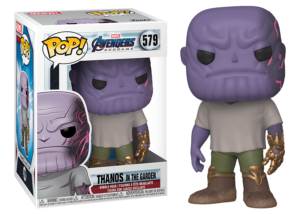 Funko Pop! Avengers Endgame: Thanos Garden #579