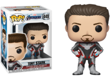 Funko Pop! Endgame: Tony Stark #449