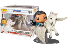 Funko Pop! Avengers Endgame: Valkyrie's Flight #86