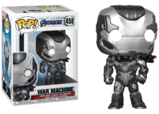 Funko Pop! Avengers Endgame: War Machine #458