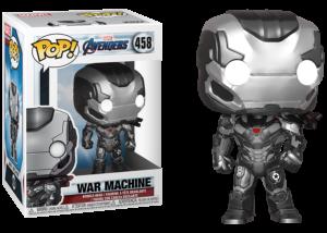 Funko Pop! Avengers Endgame: War Machine #458