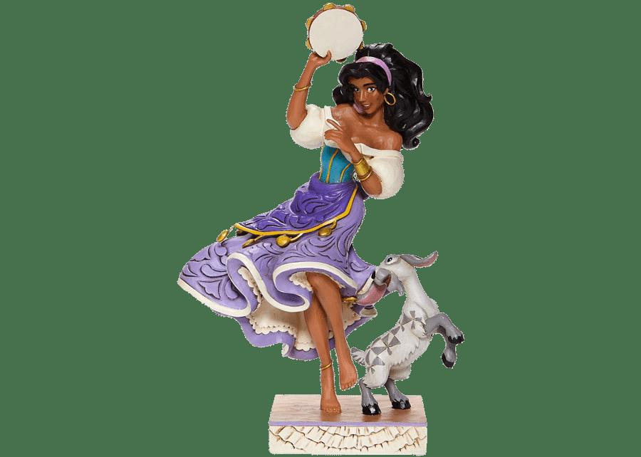 "Disney Traditions: Esmeralda ""Twirling Tambourine-Player"""