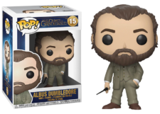 Funko Pop! Fantastic Beasts: Albus Dumbledore #15