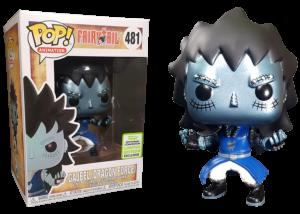 Funko Pop! Fairy Tail: Gajeel (Dragon Force) #481