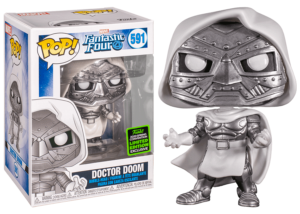 Funko Pop! Fantastic Four: Doctor Doom #591