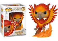 Funko Pop! Harry Potter: Fawkes the Phoenix #87