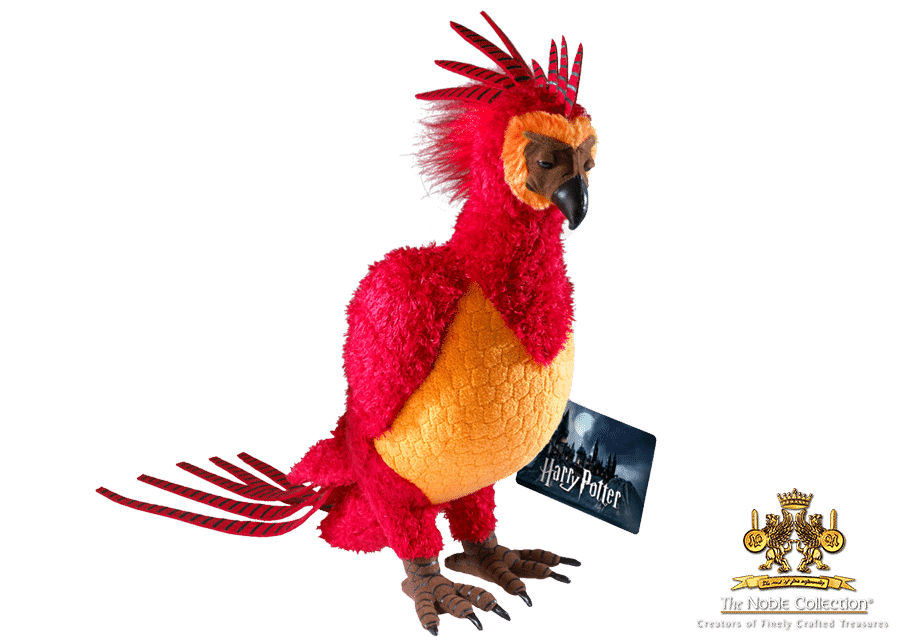 Harry Potter: Fawkes Collector's Plush