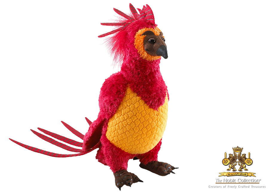 Harry Potter: Fawkes the Phoenix Small Plush